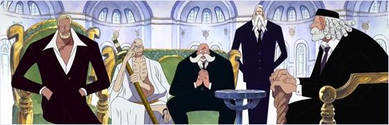 5 ผู้คุมกฎของโลก
