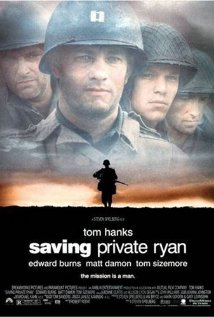 Picture of Saving Private Ryan movie poster