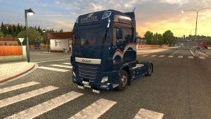 Esmeijer Transport skin for DAF Euro 6