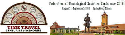 Federation of Genealogical Societies