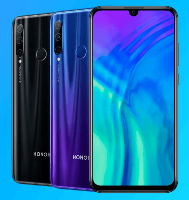 honor-10i-specs-colors