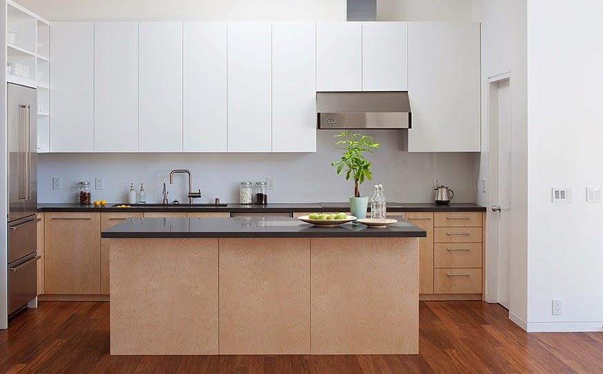 C mo solucionar peque os problemas al proyectar la cocina - Sobre encimera cocina ...