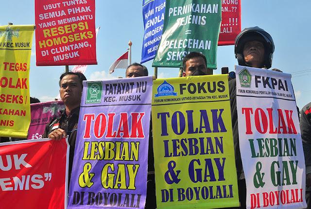 Jubir HTI : Yang Dilakukan Republika Mengecam LGBT Sudah Benar !