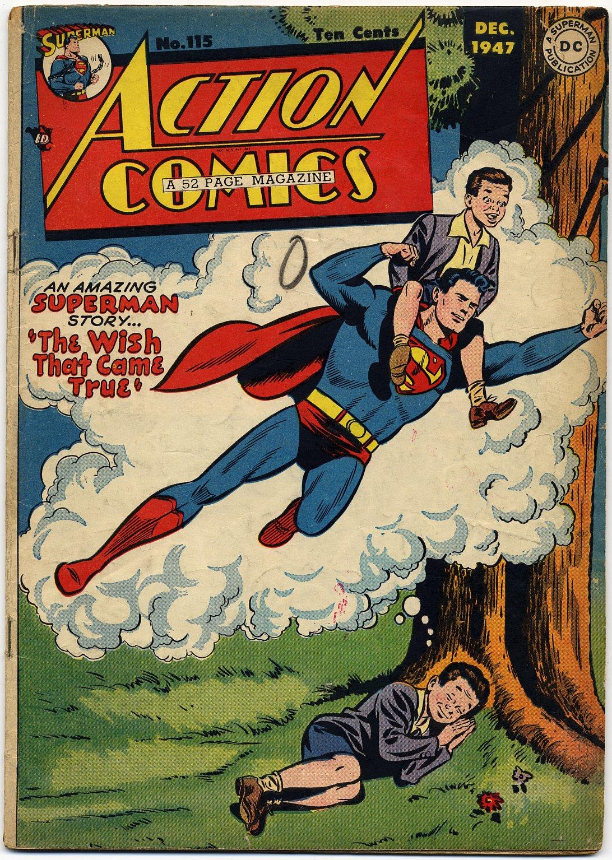 Action Comics (1938) 115 Page 0