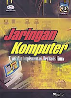 AJIBAYUSTORE  Judul Buku : Jaringan Komputer - Teori dan Implementasi Berbasis Linux Disertai CD Pengarang : Wagito   Penerbit : Gava Media