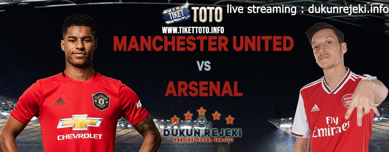 Prediksi Skor Pertandingan Manchester United Vs Arsenal 1 Oktober 2019