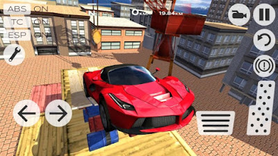 Games cars mod apk Driving Simulator v4.12 Terbaru