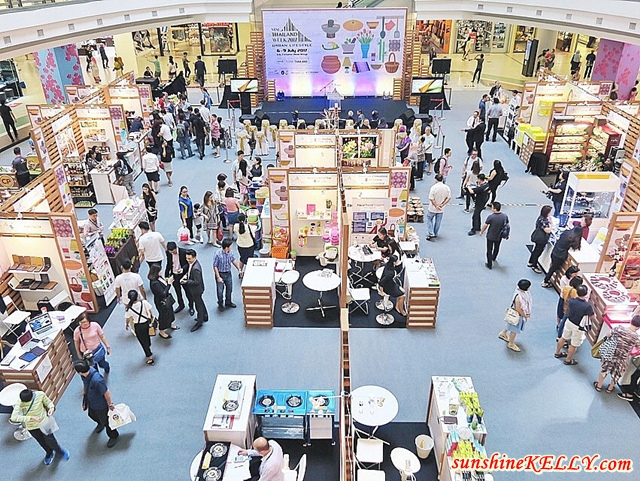 Mini Thailand Week 2017 in Malaysia at One Utama Shopping Centre