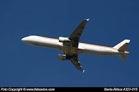 Airbus A321 / EC-ILP