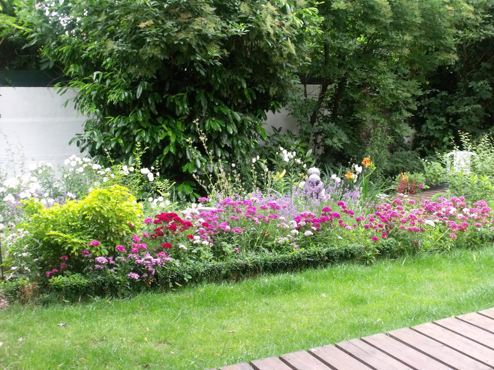 jardin contemporain à tourcoing: juillet 2013