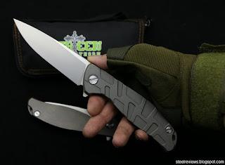 Shirogorov F95 M390 by Green Thorn
