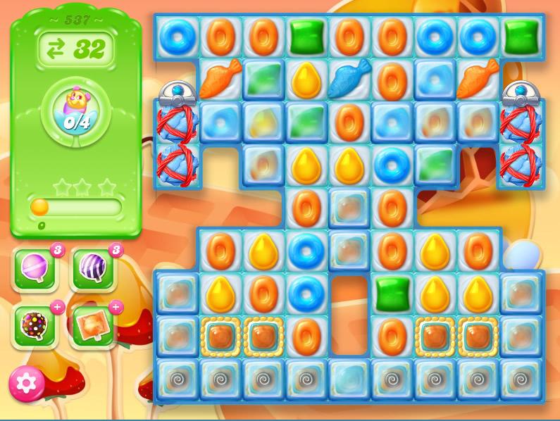 Candy Crush Jelly Saga 537