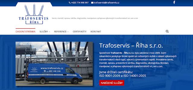 Trafoservis - Říha s.r.o.