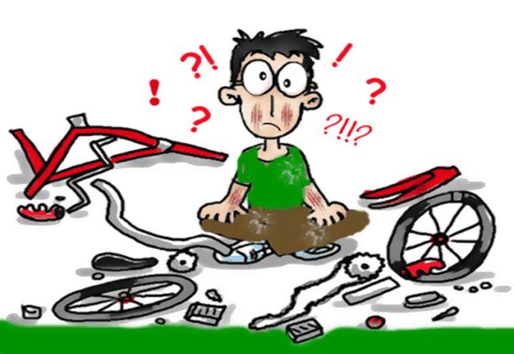 Bicicleta-batida