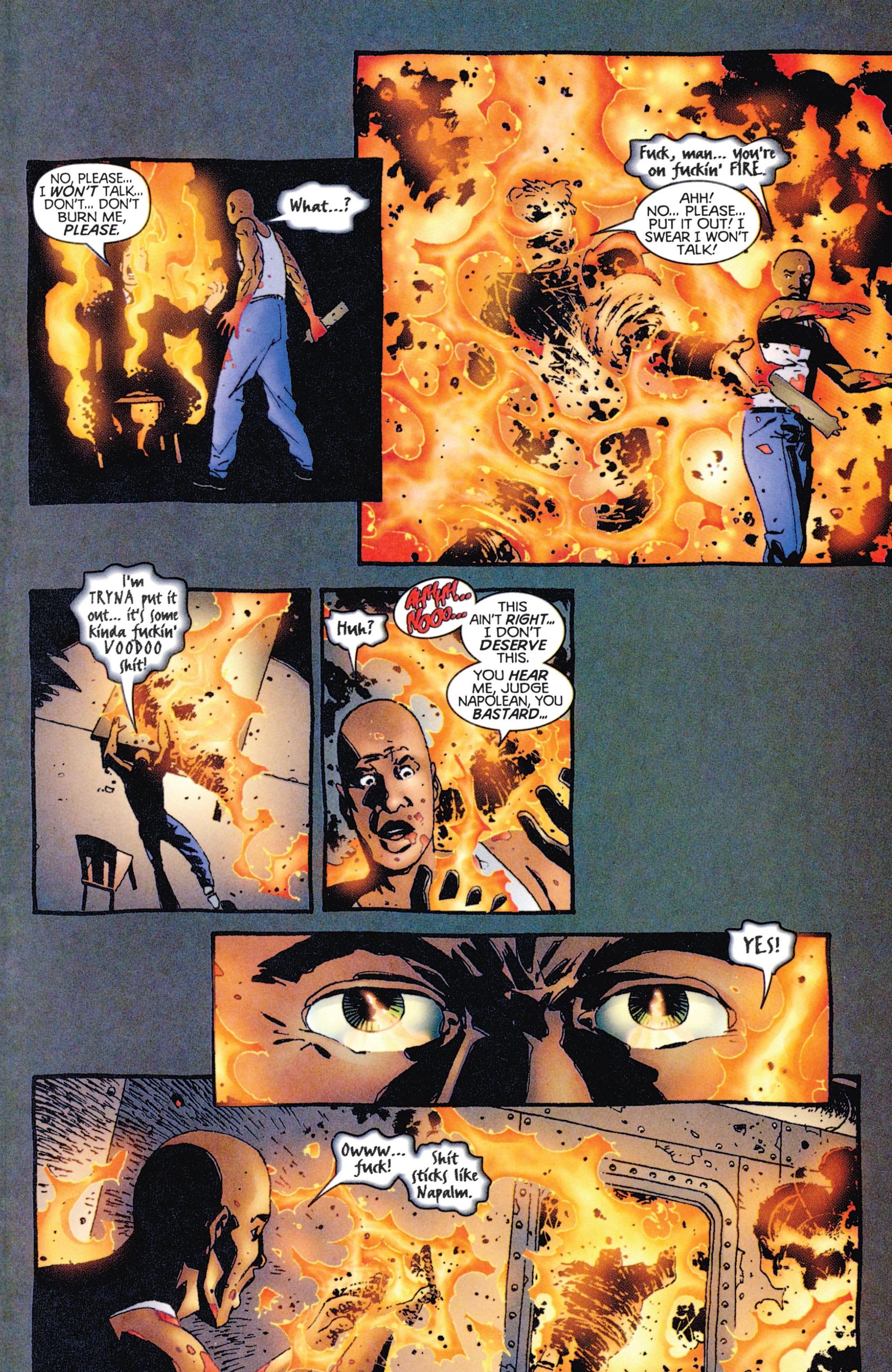 Read online Shadowman (1997) comic -  Issue #12 - 17