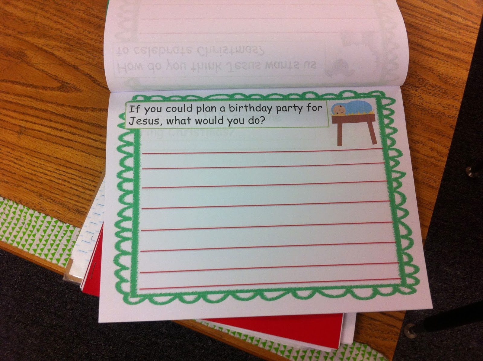 Training Up A Child Christmas School