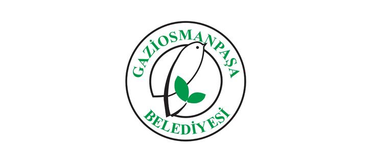 İstanbul Gaziosmanpaşa Belediyesi Vektörel Logosu