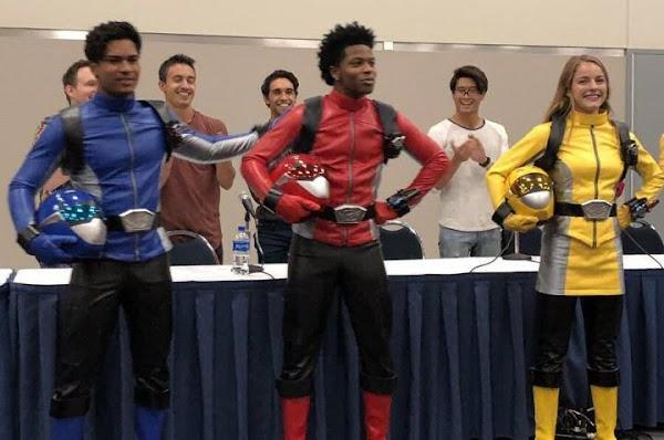 Yuk Intip Opening Power Rangers Beast Morphers