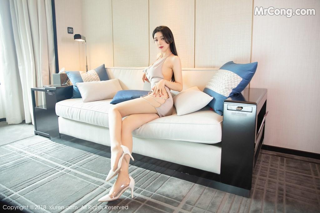 Image XIUREN-No.1141-Xiao-Reba-Angela-MrCong.com-010 in post XIUREN No.1141: Người mẫu Xiao Reba (Angela小热巴) (61 ảnh)