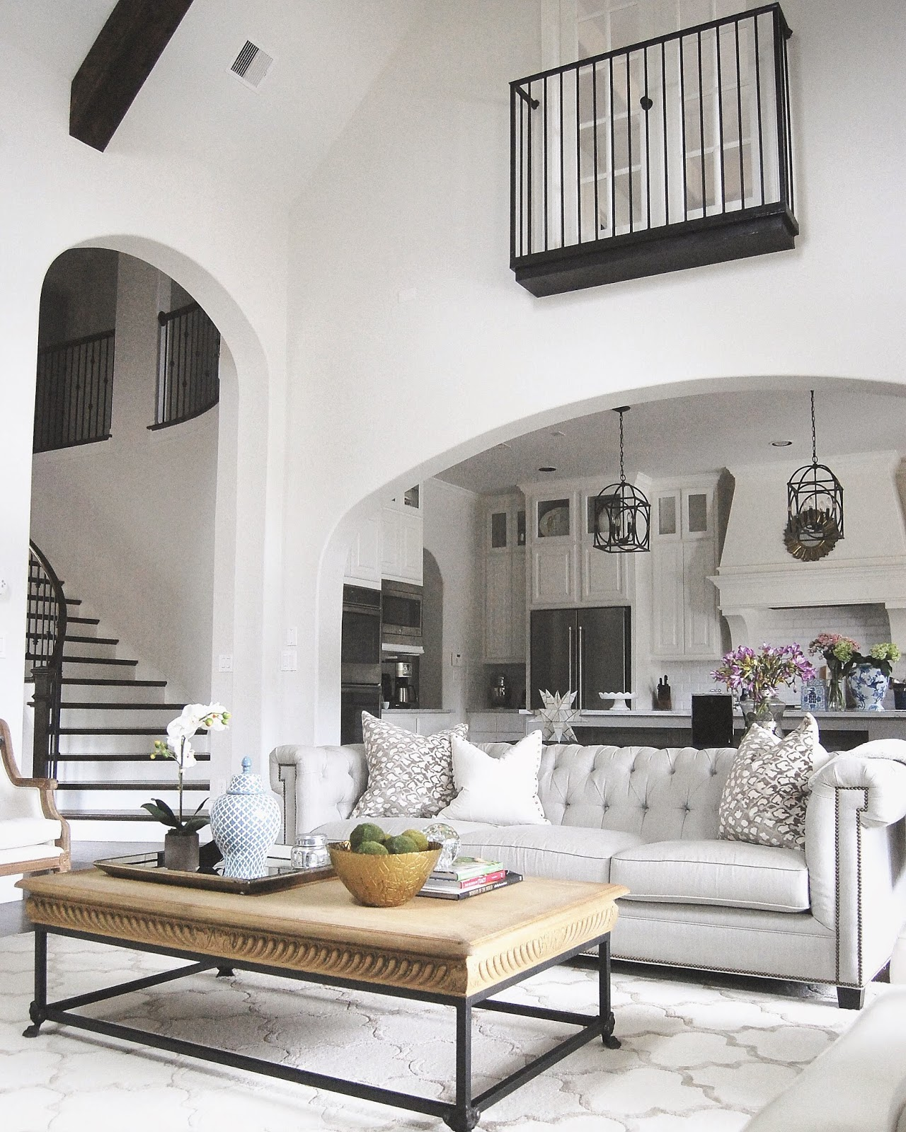 Classic Style Home Current Home Tour