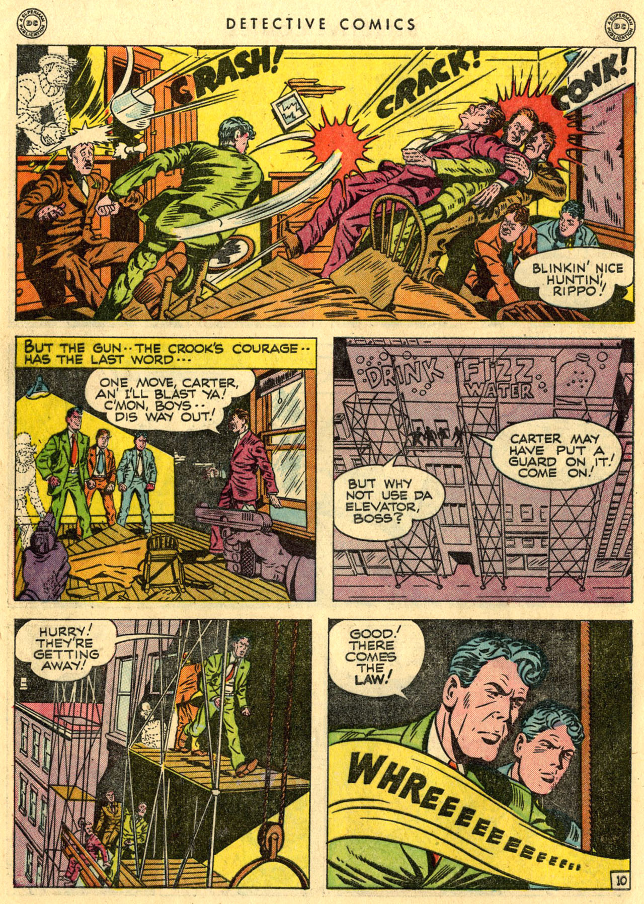 Read online Detective Comics (1937) comic -  Issue #118 - 46