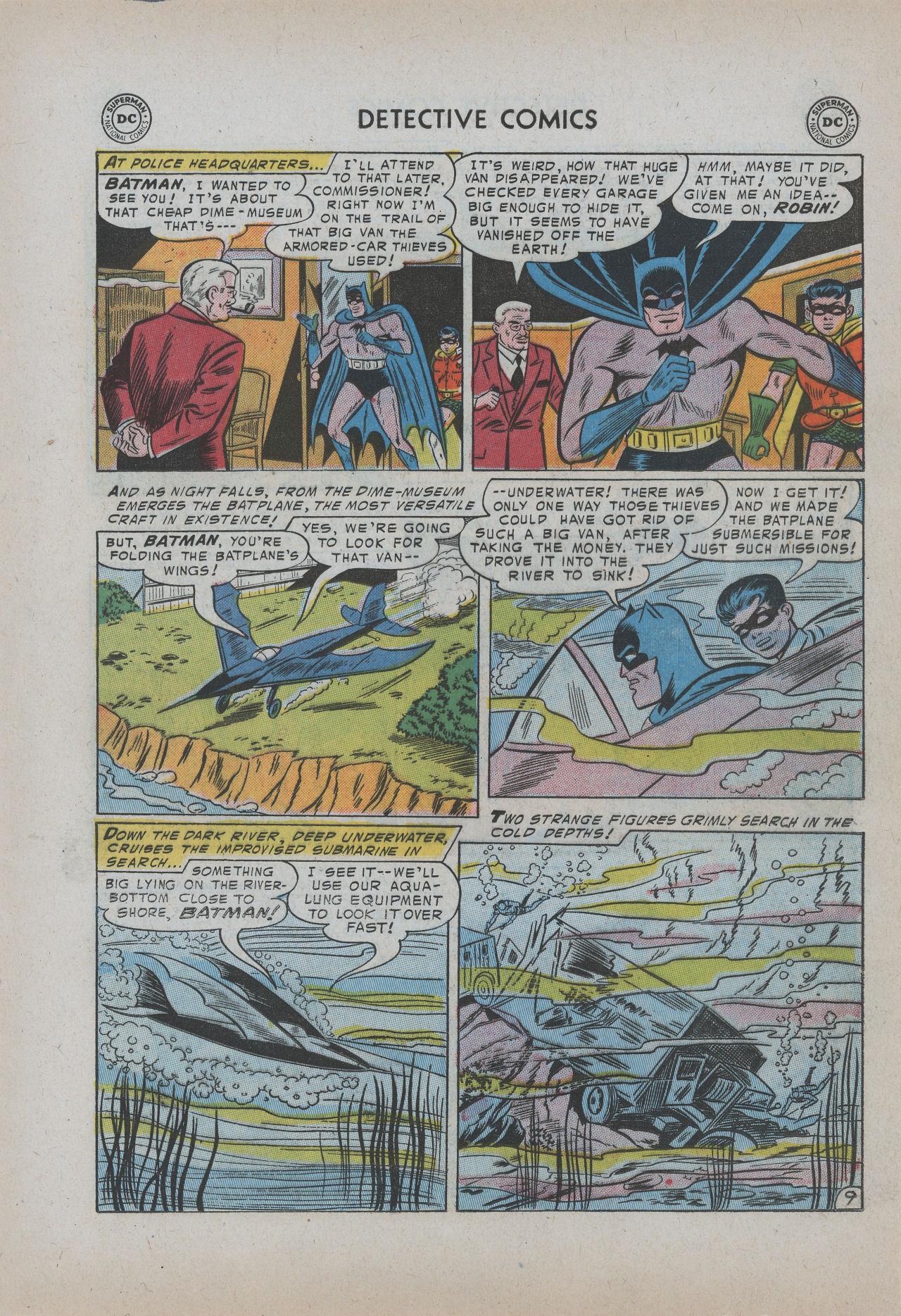 Detective Comics (1937) 223 Page 11
