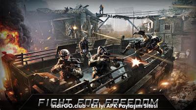 War of Justice MOD APK