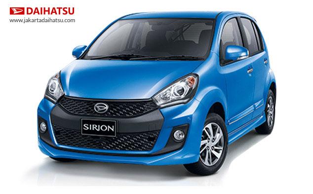 Harga Mobil Daihatsu Sirion Terbaru Bulan November 2016