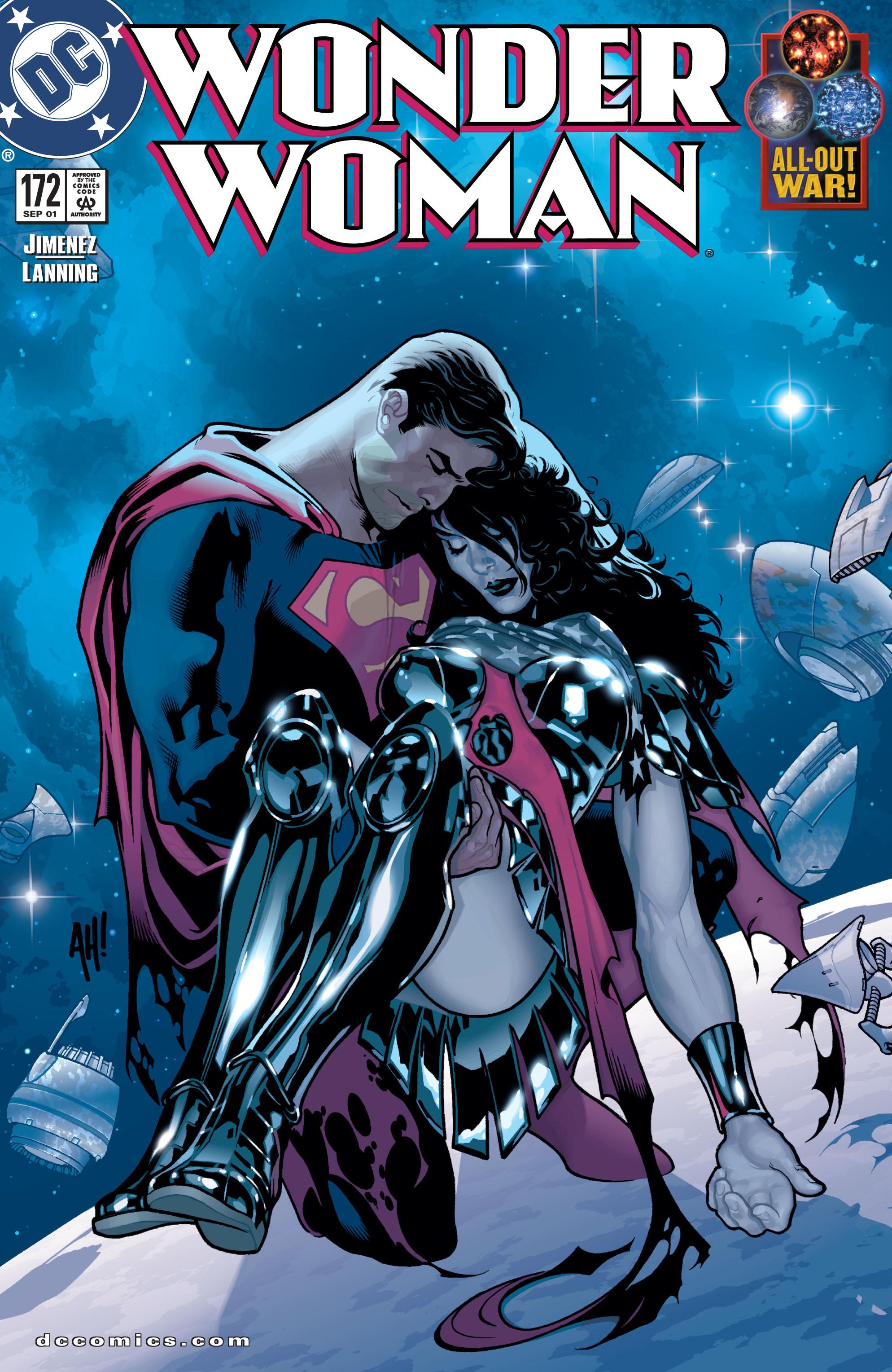 Read online Wonder Woman (1987) comic -  Issue #172 - 1
