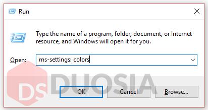 membuka setting windows 10