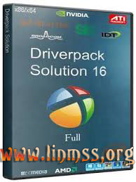 DriverPack Solution  2016 16.1 Full Version ISO (11-7 GB)