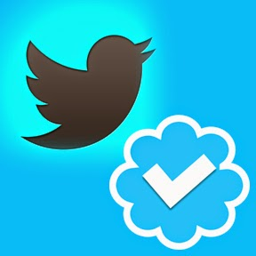 composite image of the Twitter bird and their check mark