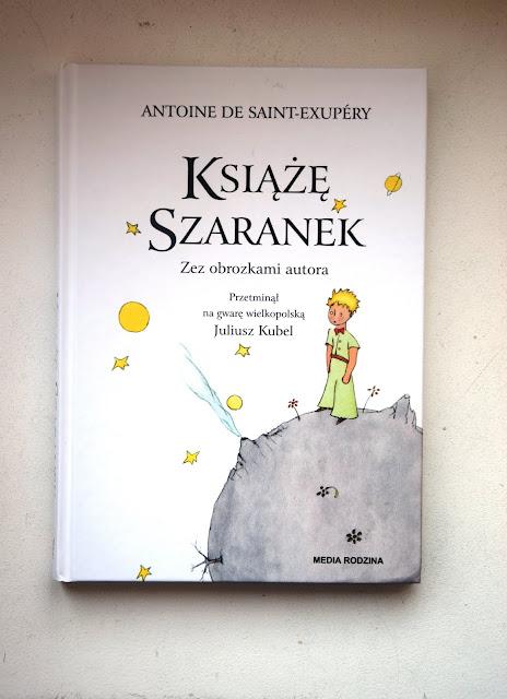 """Recenzje #64 - """"Książe Szaranek"""" - okładka książki pt. """"Książe Szaranek"""" - Francuski przy kawie"""