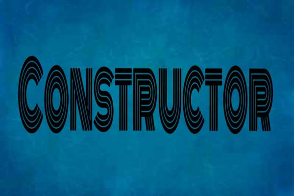 constructor in c++ programming, learn c++ programming
