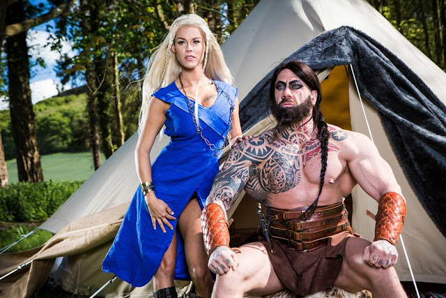 Aruba Jasmine, Peta Jensen - Storm Of Kings XXX Parody Part 2