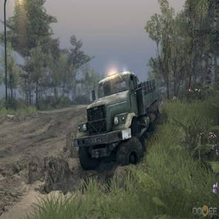 Free Download Spintires Game For PC Full Version