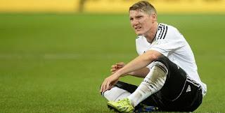 bastian schweinsteiger pensiun setelah takluk dari prancis