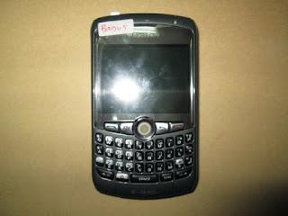 Blackberry Curve 8310 Jadul Seken Mulus Kolektor Item