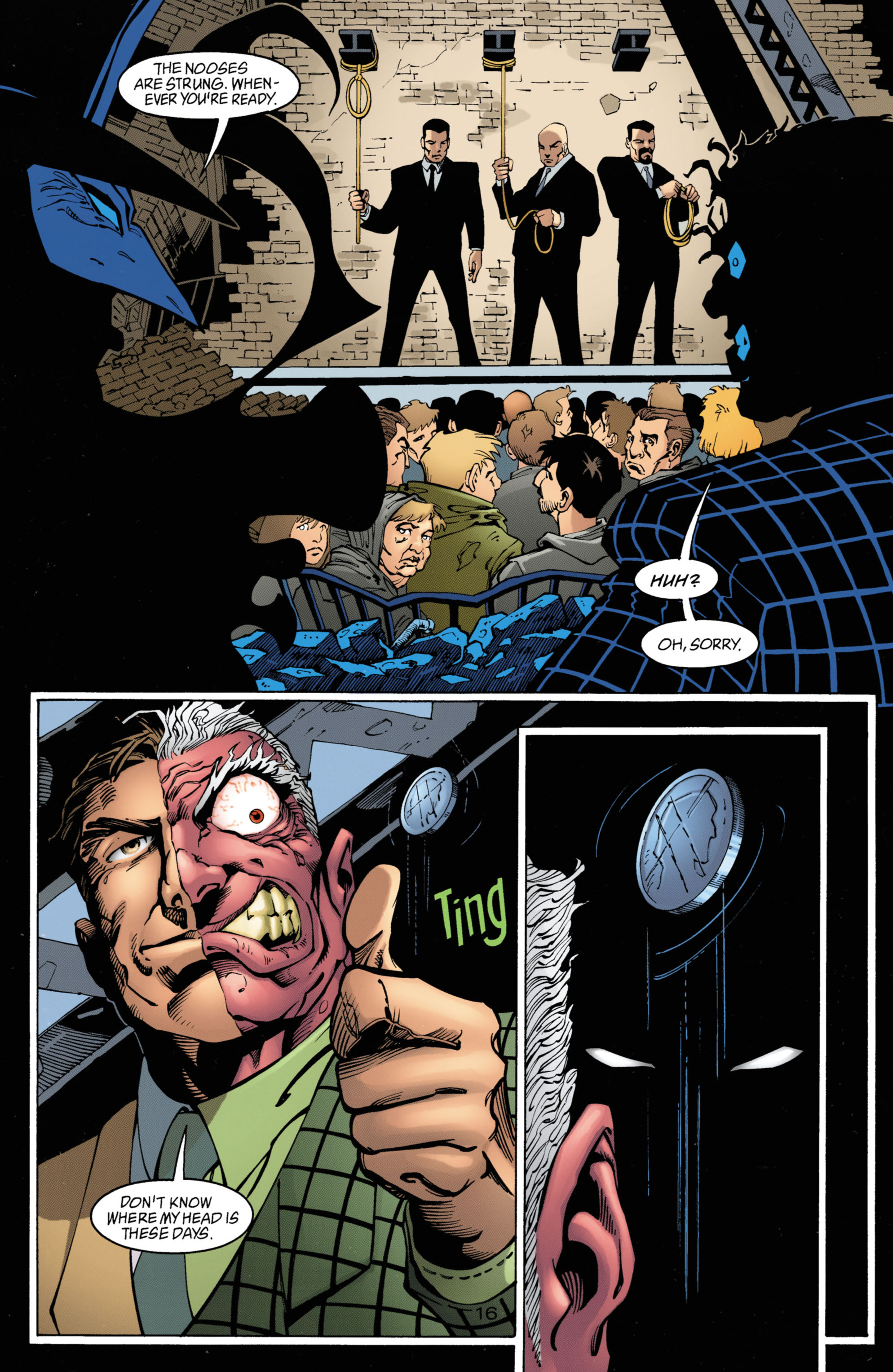 Detective Comics (1937) 734 Page 16
