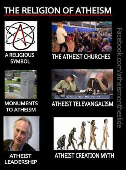 atheism vs christian religion Of course not all converts from atheism become christian or even religious  some converts only reach a deistic belief in god (an areligious.