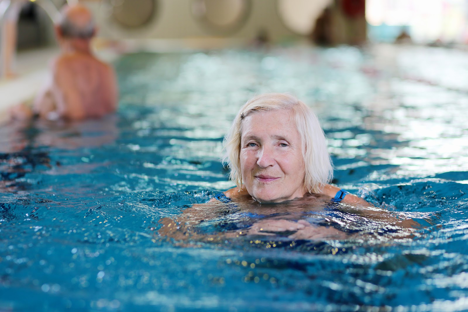 Helping Seniors To Stay Active And Safe