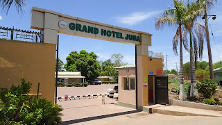 Juba has some nice hotels mainly for expats and government