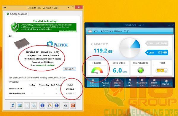 Hướng dẫn kiểm tra sức khỏe ổ cứng SSD