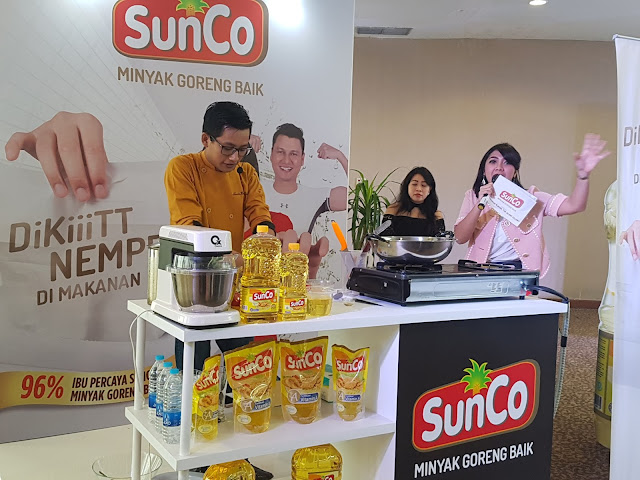 masakan rumah silent killer minyak goreng sunco