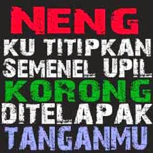 Kumpulan Kata Kata Lucu Bahasa Sunda Terbaru