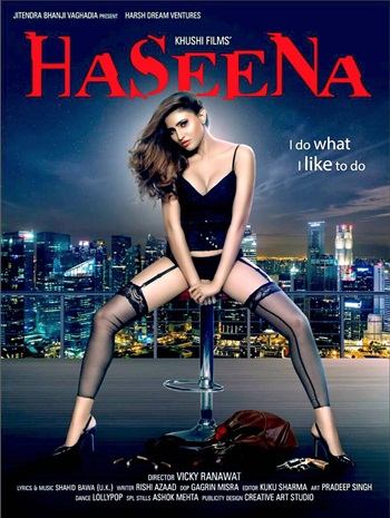 Haseena 2018 Hindi DVDScr x264 700MB
