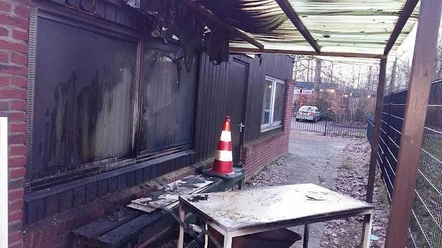 Masjid Di Belanda Dibakar Orang Tak Dikenal
