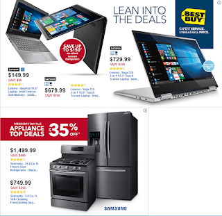 Best Buy Weekly Ad February 18 - 24, 2018