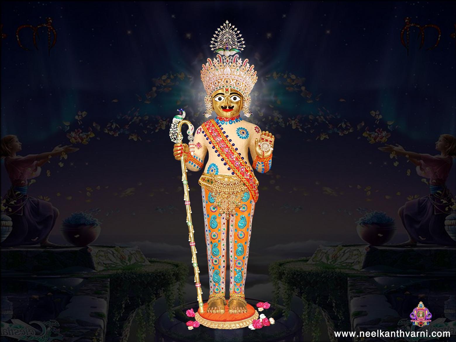 Hanuman Ji 3d Wallpaper Download Jay Swaminarayan Wallpapers Harikrishna Maharaj Vadtal Images