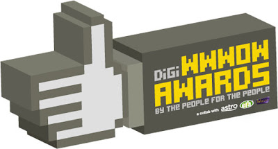 Digi WWWOW Awards 2011